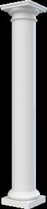 Round Non-Tapered Plain