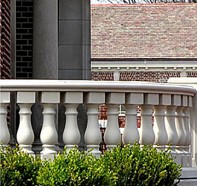 Architectural Augmentations: Balustrade systems