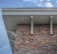 Architectural Augmentations: Cornice and Brackets