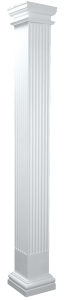 Square Fluted